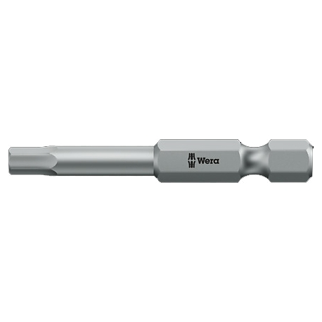 BIT HEXAGONAL CURTO - 840/4 Z - WERA |840_4_z_hex-plus