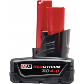 BATERIA M12 4,0 AH - MILWAUKEE |48-11-2759