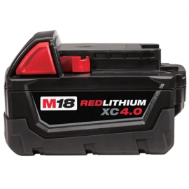 BATERIA M18 4,0 AH - MILWAUKEE |48-11-2159
