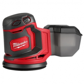 "LIXADEIRA ORBITAL 5"" M18 - 2648 - MILWAUKEE"