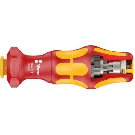 CABO KRAFTFORM TURBO ISOLADO VDE - 827 T - WERA |827_t_i_kraftform_turbo