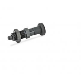 PINO INDEXADOR COM POSIÇÃO DESCANSO (Tipo: GN 617.1-5-AK) |GN617.1-K