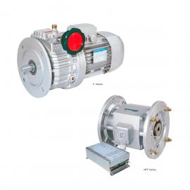 Série V/NFF - Variadores de Velocidade Mecânicos e Grupo Freio Embreagens Bonfiglioli