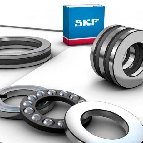 Rolamentos Axiais de Esferas SKF