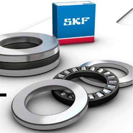 Rolamentos Axiais de Rolos Cilíndricos SKF