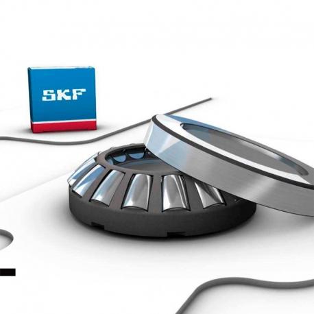 Rolamentos Axiais Autocompensadores de Rolos SKF