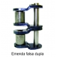 EMENDA DUPLA FALSA DE ROLO ASA (Tipo: A35) |fotov1pag37f